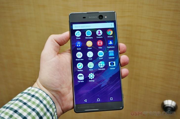 Sony Xperia XA Ultra hands-on