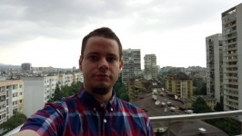 Sony Xperia XA Ultra: Selfie - Sony Xperia XA Ultra review
