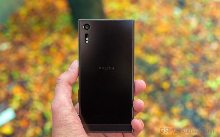 Sony Xperia XZ time-saver