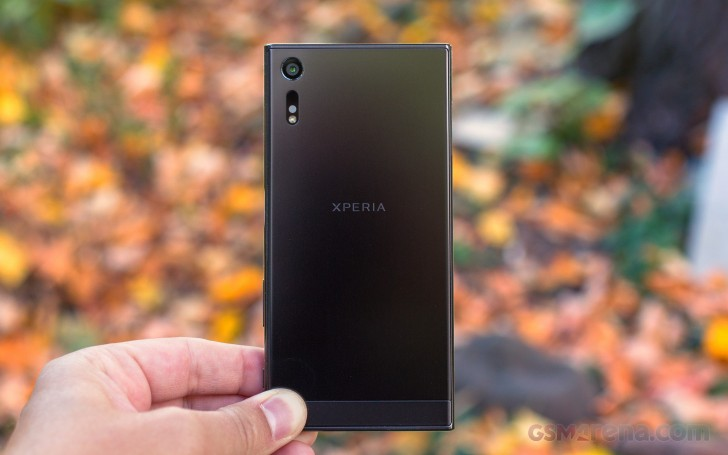 Bold lines, pointy corners, looping sides - Sony Xperia XZ review