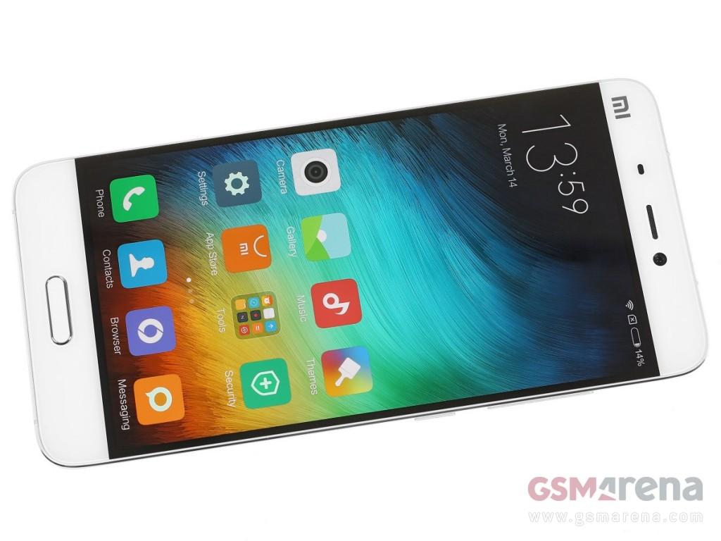 Xiaomi Mi 5 Pictures Official Photos