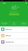 Battery management - Xiaomi Mi 5s Plus review