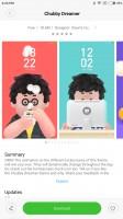 downloading a theme - Xiaomi Mi Note 2 review