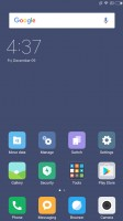 Space 2 - Xiaomi Mi Note 2 review