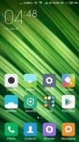 All-in-one homescreen - Xiaomi Redmi 3 Pro review