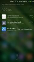 The notifications - Xiaomi Redmi 3 Pro review