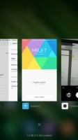 The app switcher is a step back - Xiaomi Redmi 3 Pro review