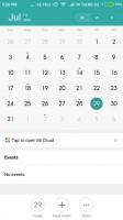 Calendar - Xiaomi Redmi 3 Pro review