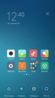 Editing the homescreens - Xiaomi Redmi 3 review