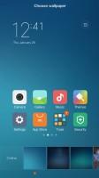 adding widgets - Xiaomi Redmi 3 review