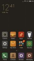 Applying a new theme - Xiaomi Redmi 3 review