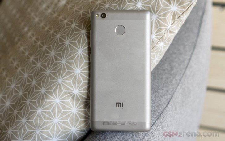 Xiaomi Redmi 3s Prime review