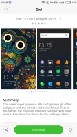 downloading a theme - Xiaomi Redmi 3S review