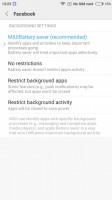 Managing a single app - Xiaomi Redmi 3S review