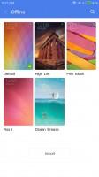 local themes - Xiaomi Redmi 4 Prime review