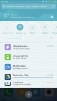 The notification drawer - Xiaomi Redmi 4 Prime review