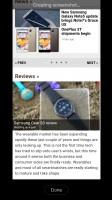 Creating a scrolling screenshot - Xiaomi Redmi 4 Prime review