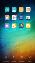 Customizing the homescreen - Xiaomi Redmi Note 4 review