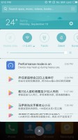 Notifications - Xiaomi Redmi Pro  review