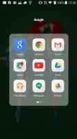 Standard Google Apps package - ZTE Axon 7 review