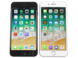 Apple iPhone 8 Plus next to the iPhone 7 Plus - Apple iPhone 8 Plus review