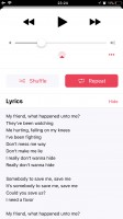 Lyrics - Apple iPhone 8 review