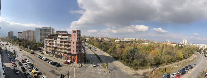 Apple iPhone X panorama - f/1.8, ISO 25, 1/3205s - Apple iPhone X review