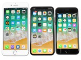 Apple iPhone X compared to the iPhone 8 and 8 Plus - Apple iPhone X review