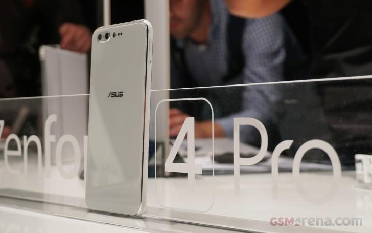 Asus Zenfone 4 hands-on