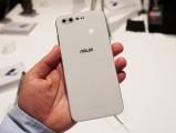 Asus Zenfone 4 Pro in white - Asus Zenfone 4 hands-on