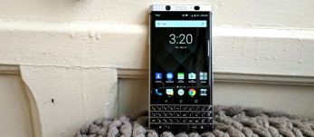 MWC 2017: BlackBerry KEYone hands-on