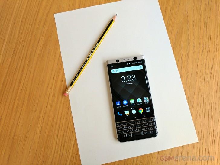 Blackberry Keyone review