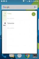 Pop-up widget - Blackberry Keyone review