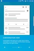 BlackBerry Hub Intro - Blackberry Keyone review