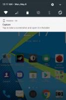 Persistent notification - Blackberry Keyone review