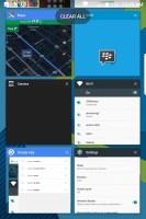 Tiled view - Blackberry Keyone review