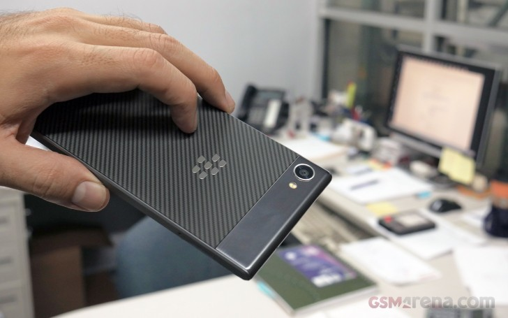 BlackBerry Motion review