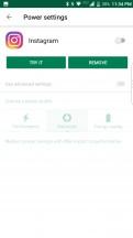Power saving profiles - BlackBerry Motion review