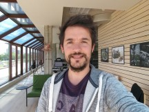 Selfie samples: LG G6 - LG G6 vs. Galaxy S8 vs. Xperia XZ Premium review
