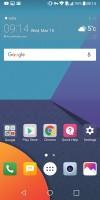 LG G6 user interface - LG G6 vs. Galaxy S8 vs. Xperia XZ Premium review