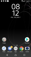 Sony Xperia XZ Premium user interface - LG G6 vs. Galaxy S8 vs. Xperia XZ Premium review