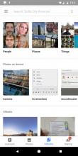 Tab: Albums - Google Pixel 2 Xl review