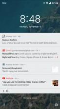 Lock screen - Google Pixel 2 review