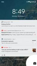 Camera shortcut - Google Pixel 2 review