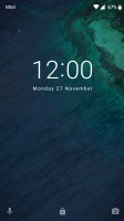 Lockscreen - HTC U11 Life review