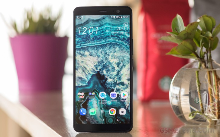 Android Apps: HTC U11+ review
