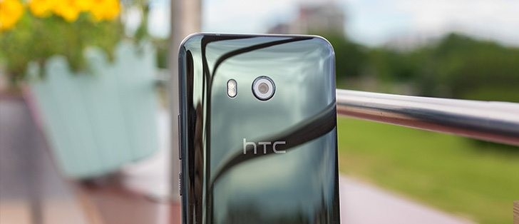 HTC U11 review: Squeeze U: Telephony and text input