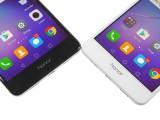 Bottom bezel - Huawei Honor 6x review