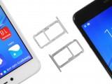 SIM trays - Huawei Honor 6x review