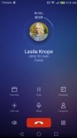 In-call screen - Huawei Honor 6x review